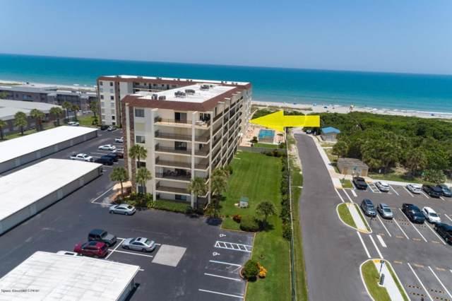 3060 N Atlantic Avenue #308, Cocoa Beach, FL 32931 (MLS #862155) :: Premium Properties Real Estate Services