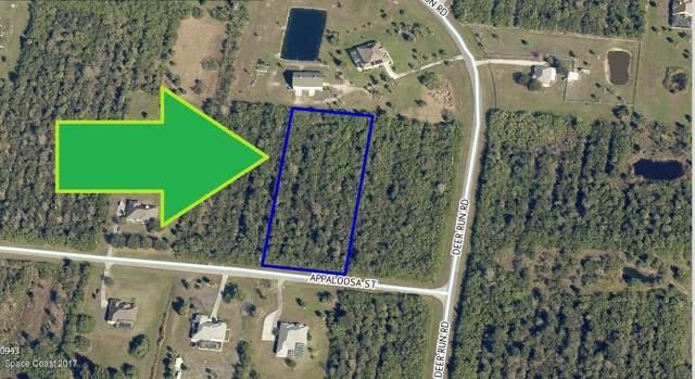 00000 Deer Run And Appaloosa Road, Palm Bay, FL 32909 (MLS #862183) :: Armel Real Estate