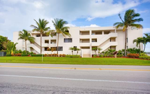 1805 Atlantic Street #122, Melbourne Beach, FL 32951 (MLS #862228) :: Blue Marlin Real Estate