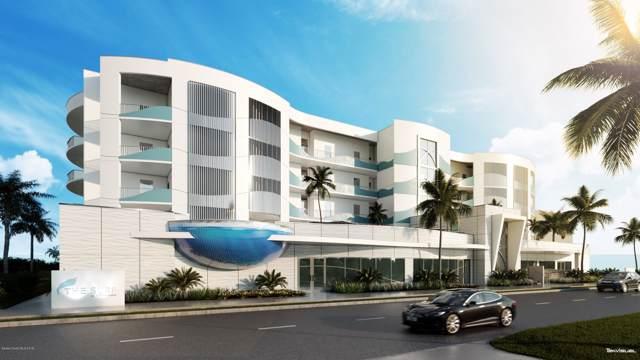 41 N Atlantic Avenue #406, Cocoa Beach, FL 32931 (MLS #862244) :: Premium Properties Real Estate Services