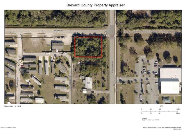0 Corner Parrish And Burnett Road, Cocoa, FL 32926 (MLS #862280) :: Premium Properties Real Estate Services