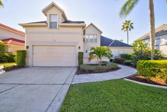 219 Sykes Point Lane, Merritt Island, FL 32953 (MLS #862314) :: Blue Marlin Real Estate