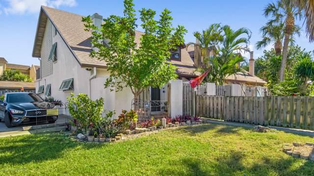 7756 Ridgewood Avenue, Cape Canaveral, FL 32920 (MLS #862356) :: Premium Properties Real Estate Services