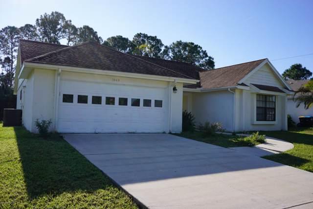 1040 Tide Road SE, Palm Bay, FL 32909 (MLS #862394) :: Armel Real Estate