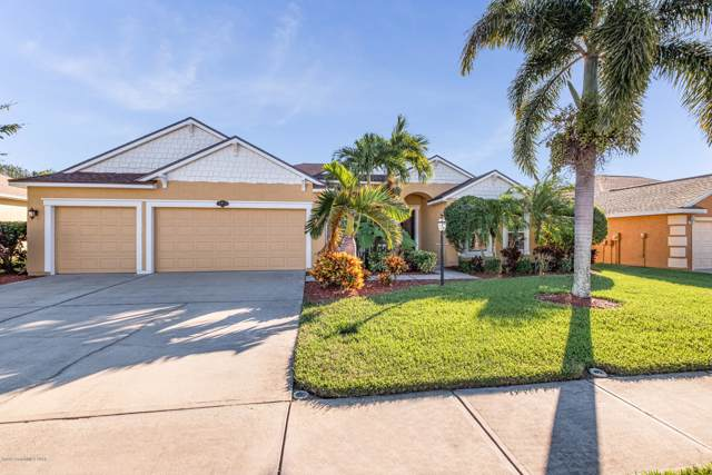 3952 Chedington Lane, Rockledge, FL 32955 (MLS #862409) :: Premium Properties Real Estate Services