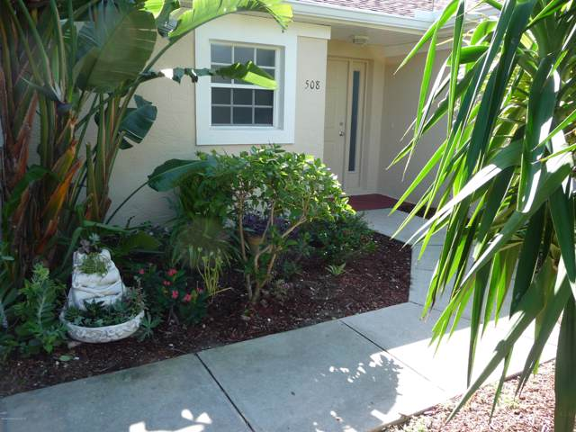 109 La Costa Street #508, Melbourne Beach, FL 32951 (MLS #862466) :: Premium Properties Real Estate Services