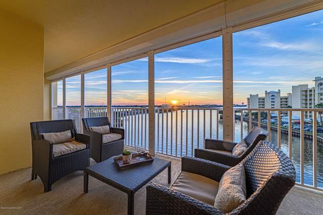 134 Starboard Lane #407, Merritt Island, FL 32953 (MLS #862501) :: Premium Properties Real Estate Services