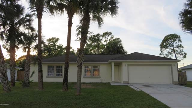 540 Audubon Avenue NE, Palm Bay, FL 32907 (MLS #862607) :: Blue Marlin Real Estate