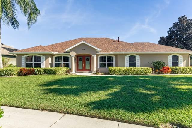 2574 Christopher Drive, Titusville, FL 32780 (MLS #862612) :: Blue Marlin Real Estate