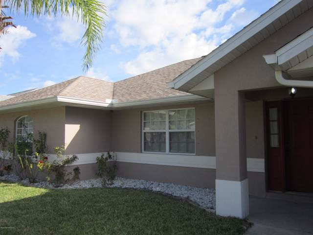 1255 Van Tassell Trail NE, Palm Bay, FL 32905 (MLS #862620) :: Blue Marlin Real Estate