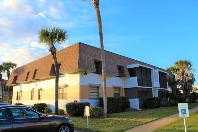 2700 N Highway A1a 18-102, Indialantic, FL 32903 (MLS #862687) :: Blue Marlin Real Estate