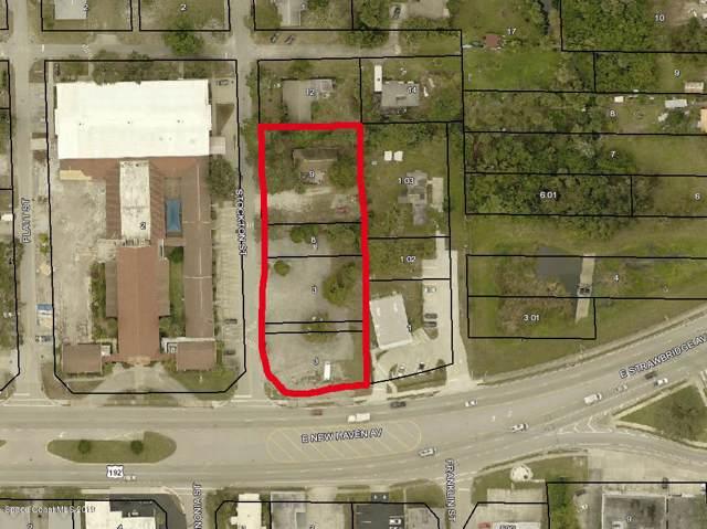 202 E New Haven Avenue E, Melbourne, FL 32901 (MLS #862711) :: Blue Marlin Real Estate