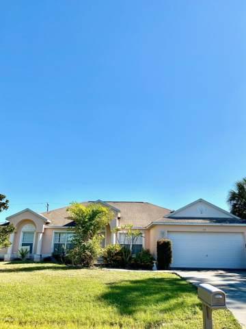 125 Benchor Road NW, Palm Bay, FL 32907 (MLS #862727) :: Armel Real Estate
