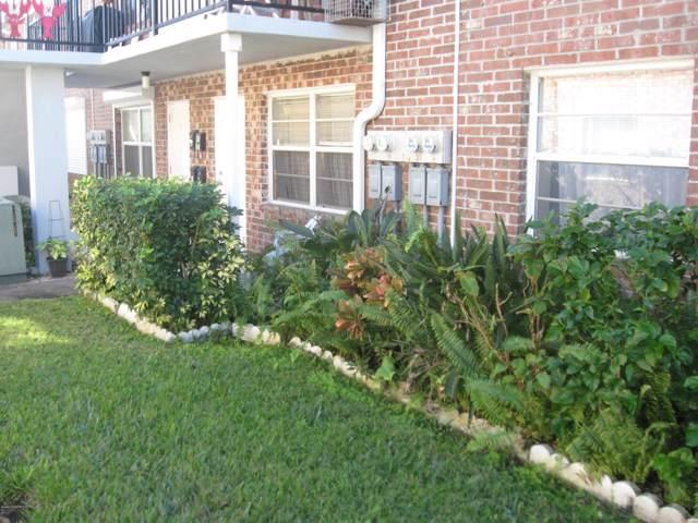 190 E Olmstead Drive F6, Titusville, FL 32780 (MLS #862734) :: Premium Properties Real Estate Services