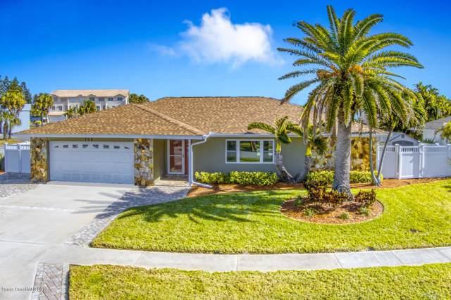 705 Atlantic Drive, Satellite Beach, FL 32937 (MLS #862763) :: Armel Real Estate