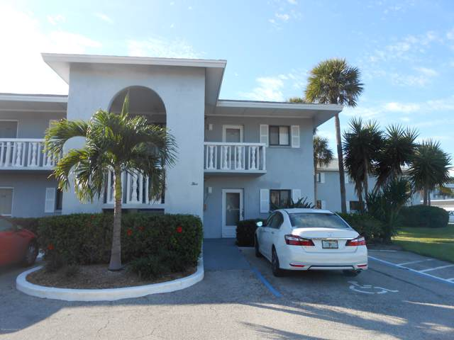 3799 S Banana River Boulevard #512, Cocoa Beach, FL 32931 (MLS #862798) :: Premium Properties Real Estate Services
