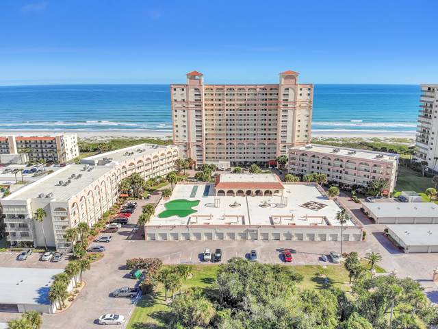 830 N Atlantic Avenue B-705, Cocoa Beach, FL 32931 (MLS #862815) :: Premium Properties Real Estate Services