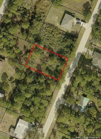 2134&2140 Sans Souci  ( 2 Lots) Avenue SE, Palm Bay, FL 32909 (MLS #862841) :: Armel Real Estate