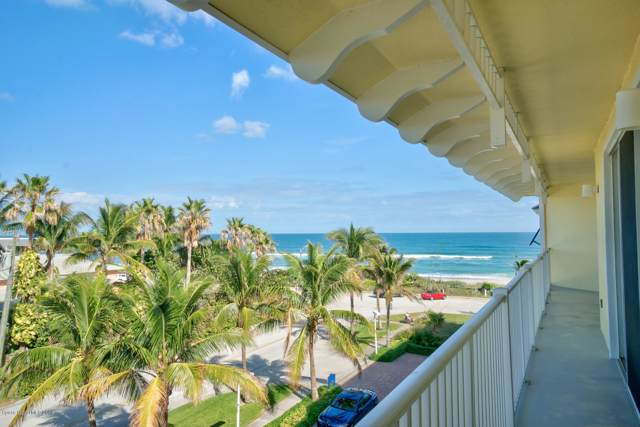 1 Eighth Avenue #1401, Indialantic, FL 32903 (MLS #862856) :: Armel Real Estate