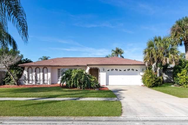 610 Bimini Road, Satellite Beach, FL 32937 (MLS #862860) :: Armel Real Estate