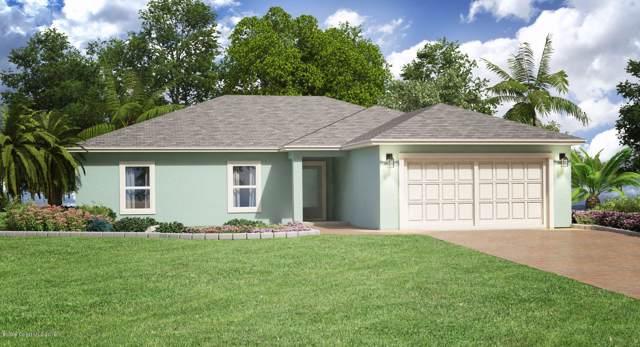 1511 Rushmore Avenue SE #16, Palm Bay, FL 32909 (MLS #862885) :: Armel Real Estate