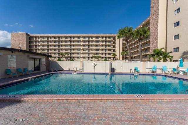 3170 N Atlantic Avenue N #609, Cocoa Beach, FL 32931 (MLS #862910) :: Premium Properties Real Estate Services