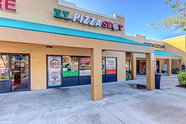 2231 W New Haven Avenue W #0, West Melbourne, FL 32904 (MLS #862998) :: Premium Properties Real Estate Services