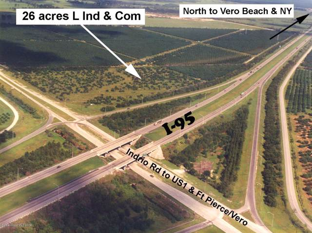 Tbd I-95 Highway, Ft. Pierce, FL 34946 (MLS #863041) :: Premium Properties Real Estate Services