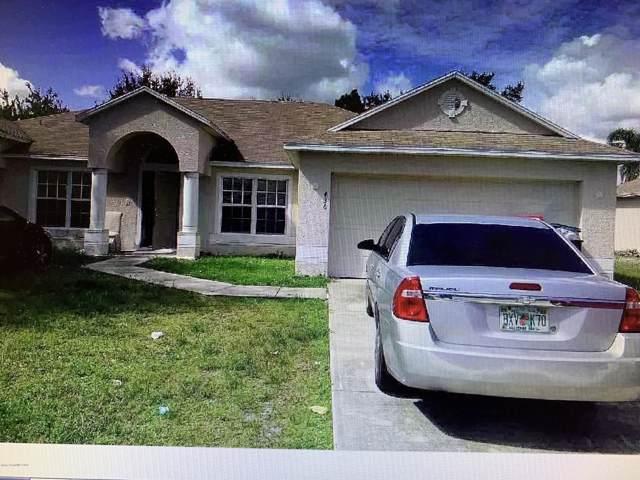 436 Calamondin Avenue NW, Palm Bay, FL 32907 (MLS #863046) :: Armel Real Estate