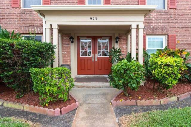 923 S Colonial Court #0, Indian Harbour Beach, FL 32937 (MLS #863047) :: Armel Real Estate
