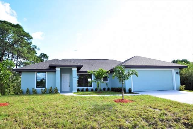 181 Breakwater Street SE, Palm Bay, FL 32909 (MLS #863054) :: Armel Real Estate