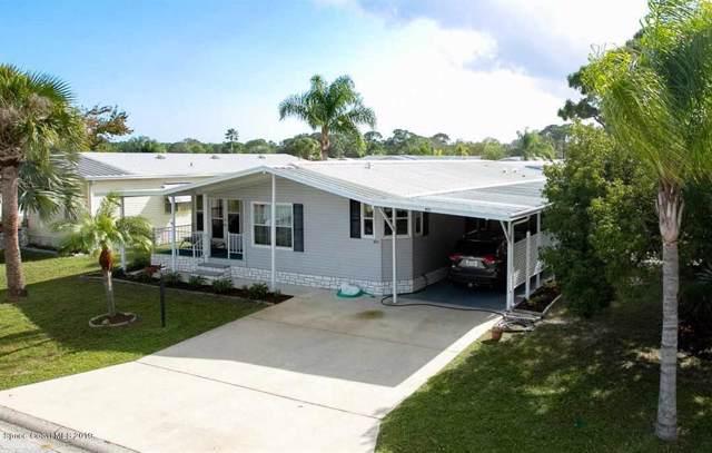 801 Sapodilla Drive, Barefoot Bay, FL 32976 (MLS #863065) :: Armel Real Estate