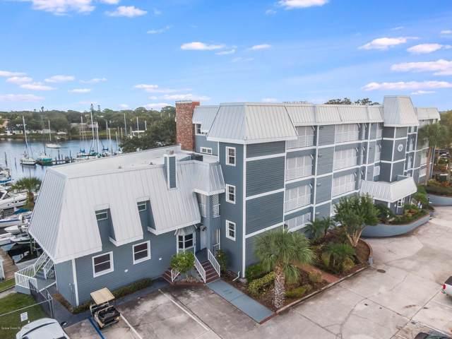 905 N Harbor City Boulevard #302, Melbourne, FL 32935 (MLS #863069) :: Premium Properties Real Estate Services
