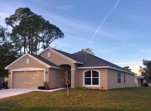 202 Nabble Avenue, Palm Bay, FL 32907 (MLS #863130) :: Armel Real Estate