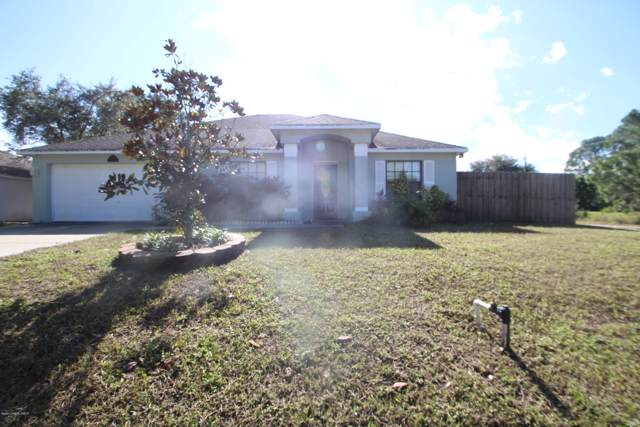 498 Fort Pierce Street SW, Palm Bay, FL 32908 (MLS #863133) :: Armel Real Estate