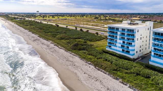 581 Highway A1a #701, Satellite Beach, FL 32937 (MLS #863371) :: Premium Properties Real Estate Services