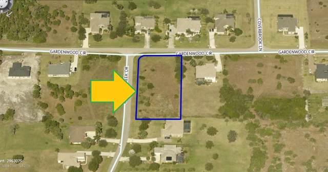 00000 Cypress Creek & Gardenwood Circle, Grant Valkaria, FL 32949 (MLS #863534) :: Premium Properties Real Estate Services