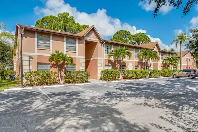 2721 Pinewood Drive NE #4, Palm Bay, FL 32905 (MLS #863553) :: Premium Properties Real Estate Services