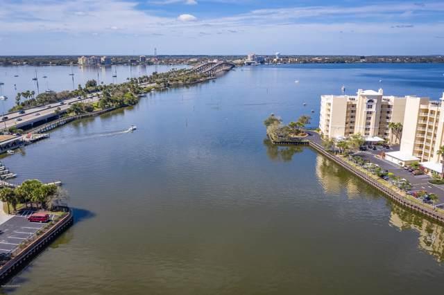 134 Starboard Lane #804, Merritt Island, FL 32953 (MLS #863635) :: Premium Properties Real Estate Services