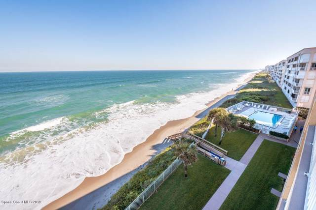 2055 Highway A1a #606, Indian Harbour Beach, FL 32937 (MLS #863678) :: Premium Properties Real Estate Services