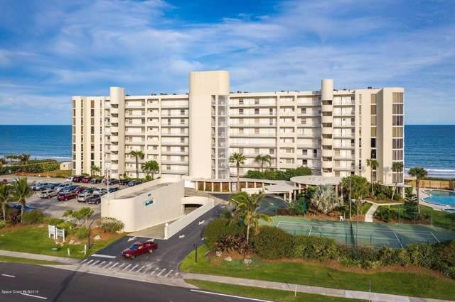 2225 Highway A1a #811, Satellite Beach, FL 32937 (MLS #863760) :: Premium Properties Real Estate Services