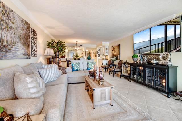 200 S Sykes Creek Parkway #402, Merritt Island, FL 32952 (MLS #863828) :: Blue Marlin Real Estate