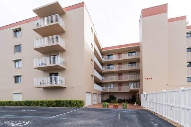 1525 S Atlantic Avenue #401, Cocoa Beach, FL 32931 (MLS #863882) :: Premium Properties Real Estate Services