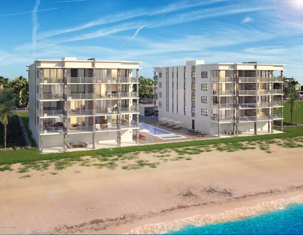 2795 N Highway A1a #402, Indialantic, FL 32903 (MLS #863928) :: Blue Marlin Real Estate
