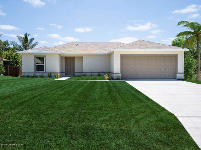 483 NW Borraclough Avenue NW, Palm Bay, FL 32907 (MLS #863949) :: Armel Real Estate