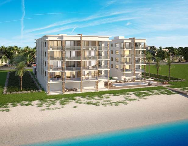 1625 N Highway A1a #303, Indialantic, FL 32903 (MLS #863971) :: Blue Marlin Real Estate