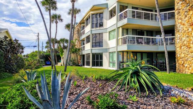 700 Wavecrest Avenue #206, Indialantic, FL 32903 (MLS #864056) :: Blue Marlin Real Estate