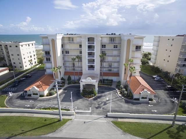225 N Atlantic Avenue #402, Cocoa Beach, FL 32931 (MLS #864247) :: Premium Properties Real Estate Services