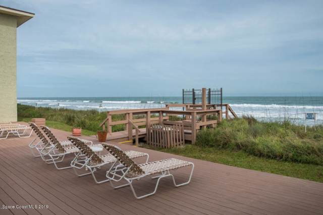 199 Highway A1a #207, Satellite Beach, FL 32937 (MLS #864279) :: Premium Properties Real Estate Services