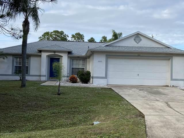 1071 Ray Road SE, Palm Bay, FL 32909 (MLS #864424) :: Armel Real Estate